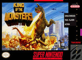 King of the Monsters!!! Para SNES?