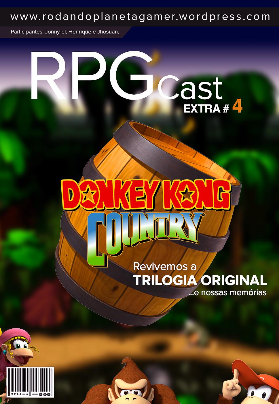 Rodando Planeta Gamer | Extra #4