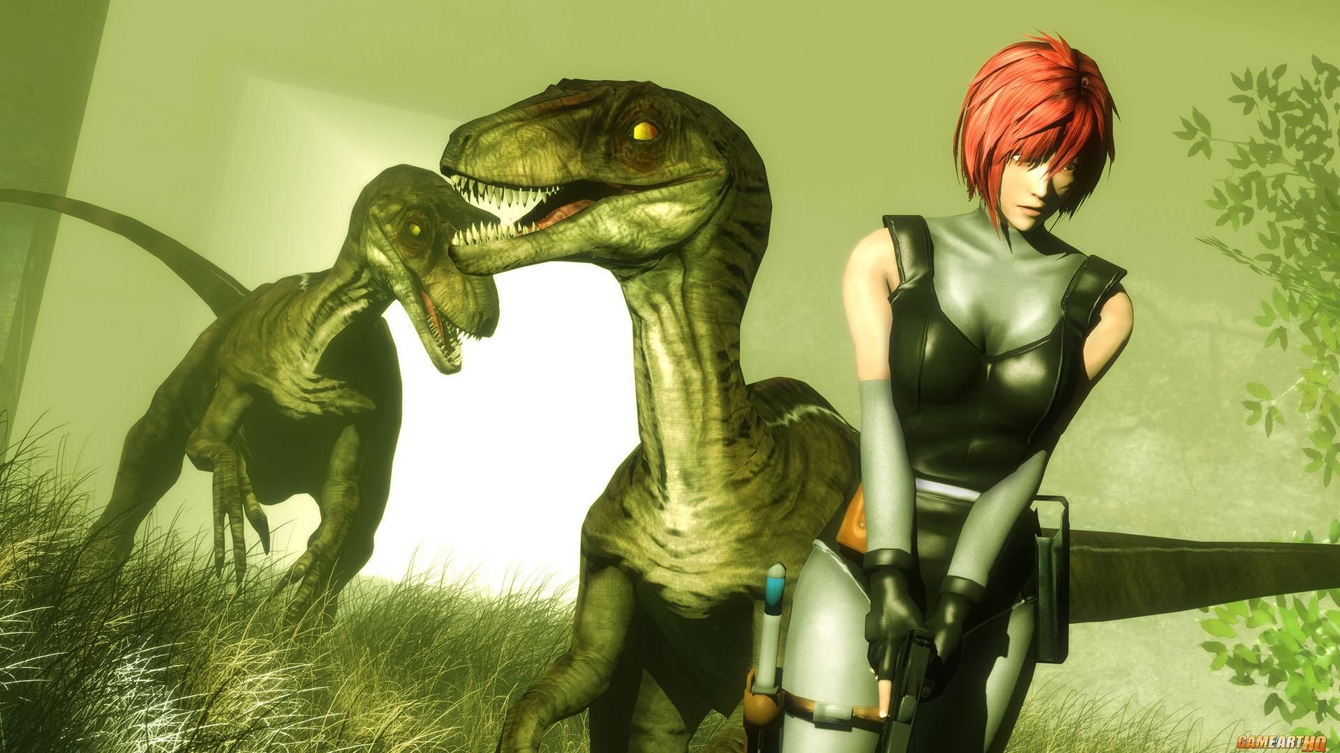 Dino Crisis – Retro Game Club