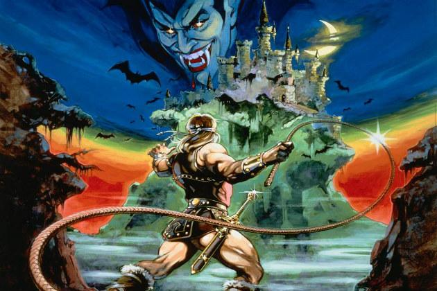 Castlevania – Retro Game Club