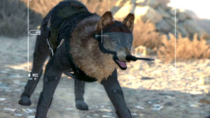 Diamond Dog - MGSV