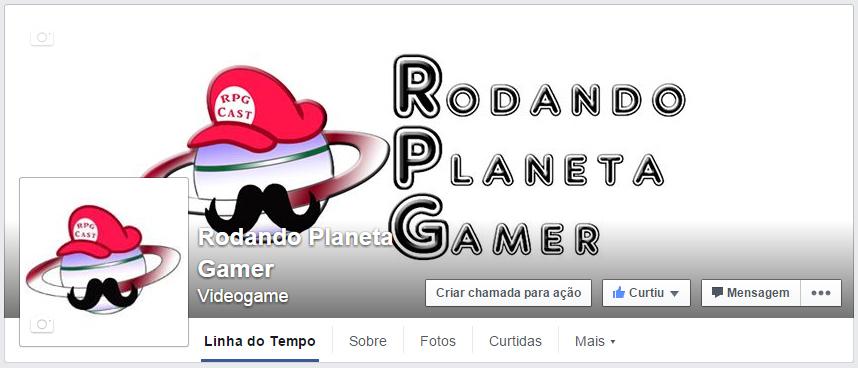 Fan Page RPG Cast