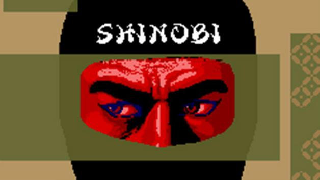 Shinobi – Retro Game Club