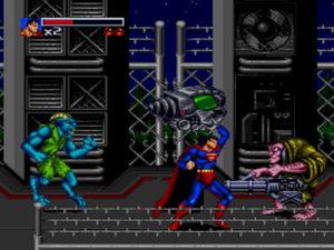 Superman e o Homem Cabra