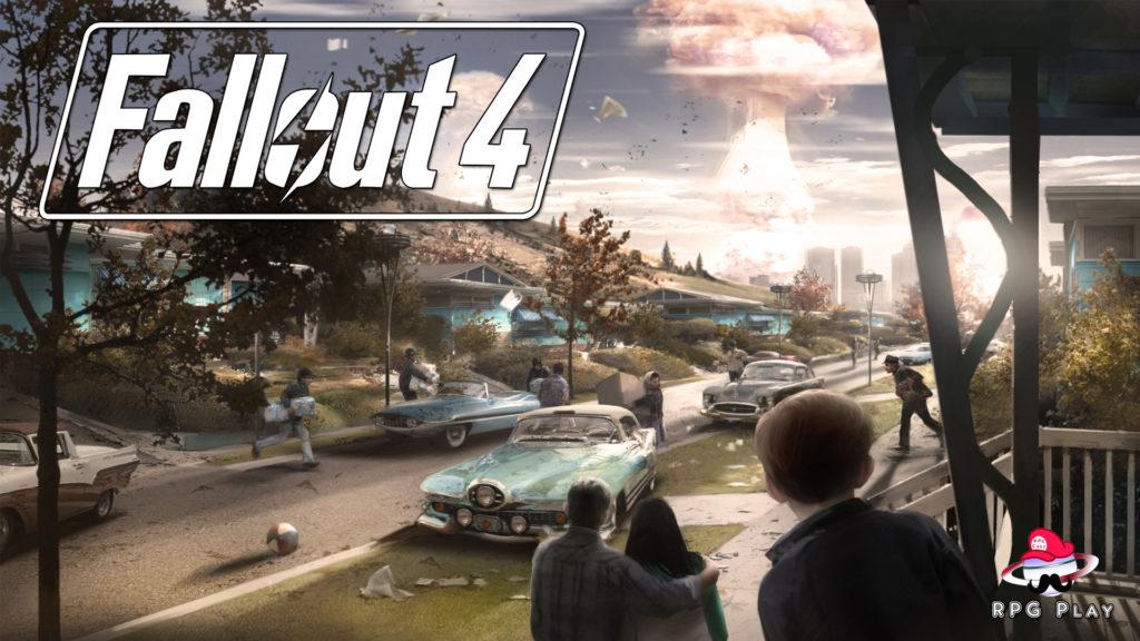 RPG Play - Wallpaper Fallout 4