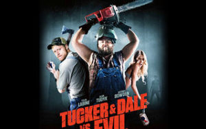 Tucker e Dale CONTRA o mal.