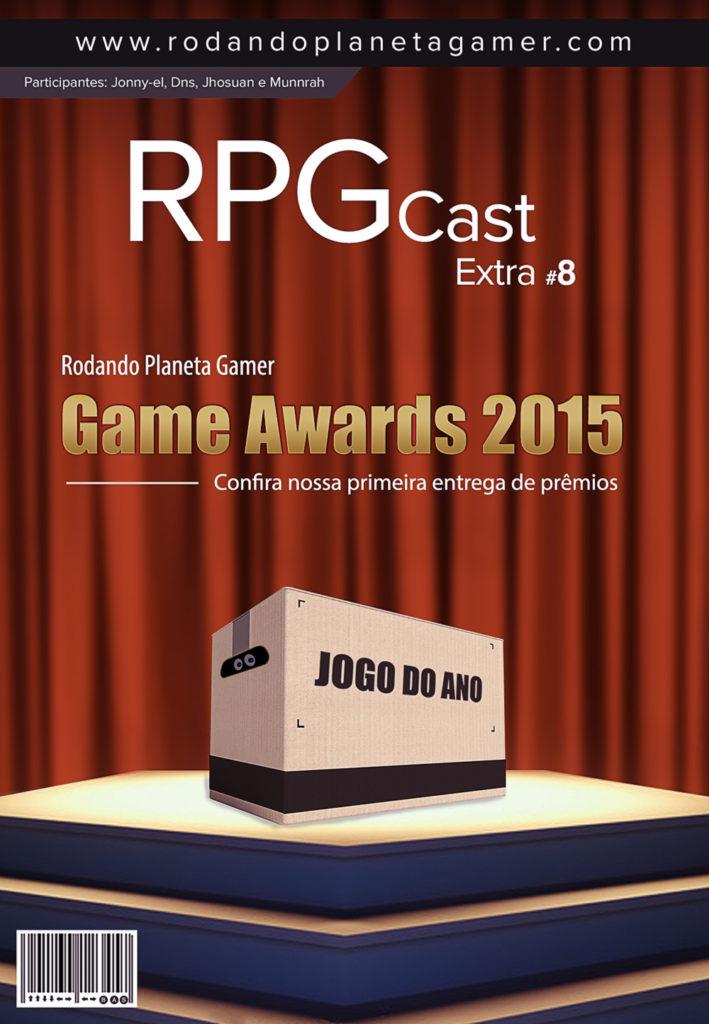 Capa RPG Game Awards Principal