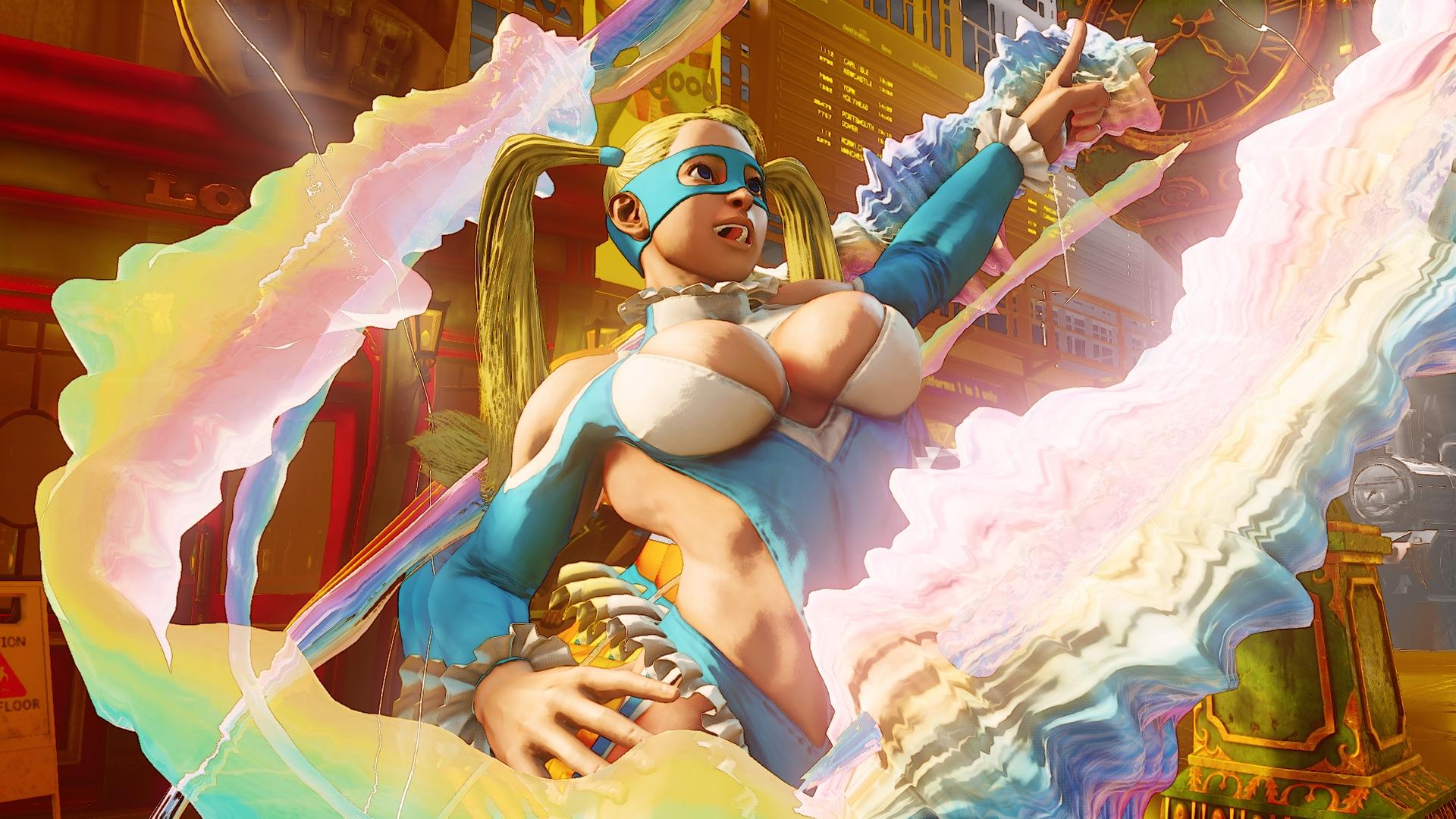 Amigos não brigam? Em Street Fighter V é só porrada – RPG Play