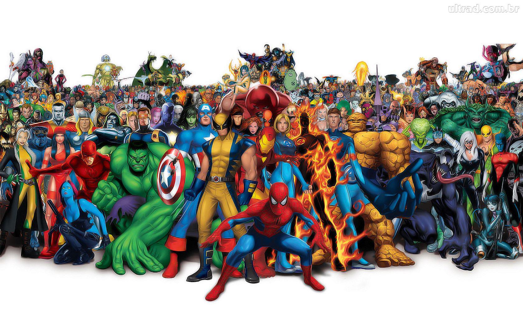 Super Heróis – Retro Game Club