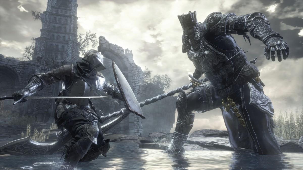 Guia RPG Dark Souls III – Derrotando Ludex Gundyr