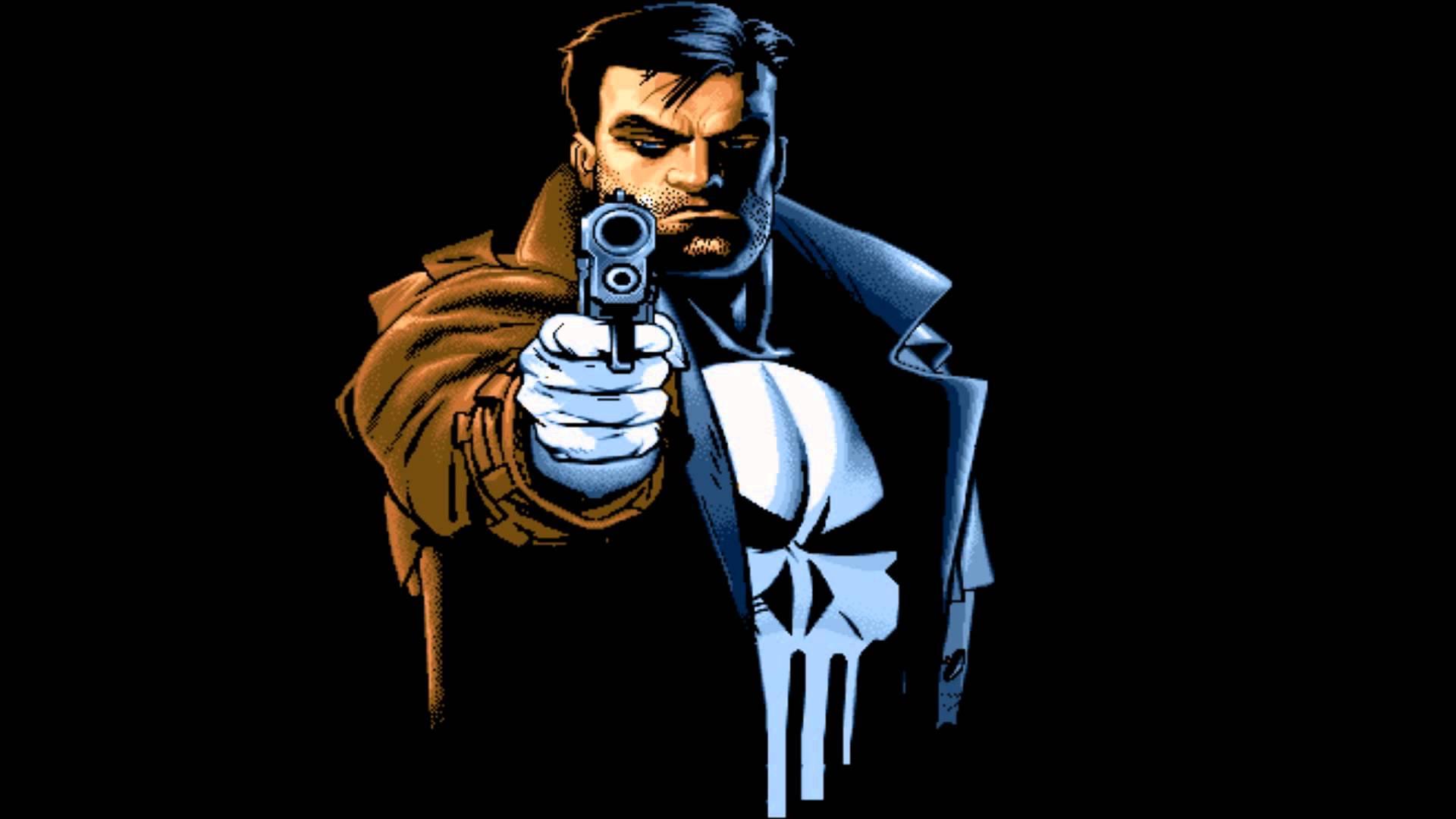 Punisher – Retro Game Club