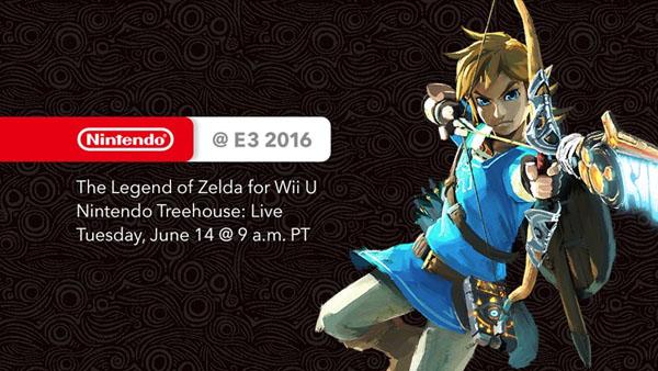 E3 2016 – Conferência da Nintendo