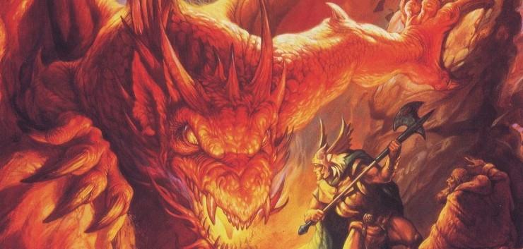 Dungeons & Dragons – Retro Game Club