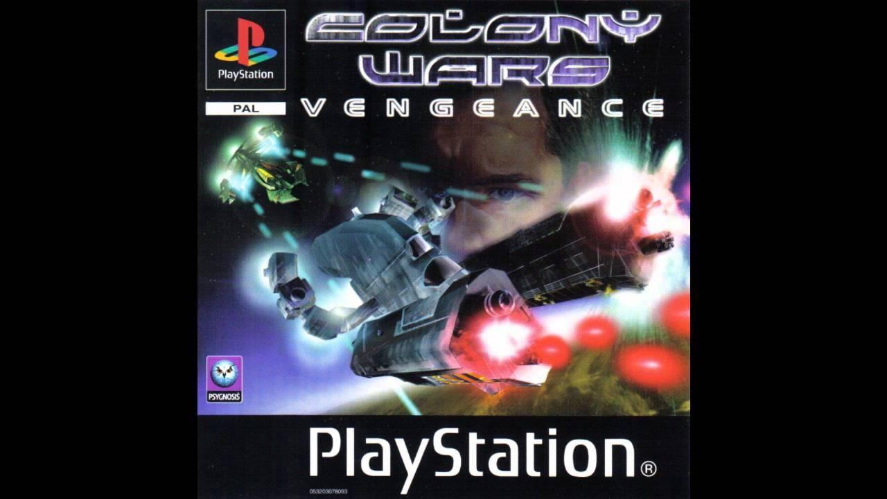 Colony Wars – Retro Game Club