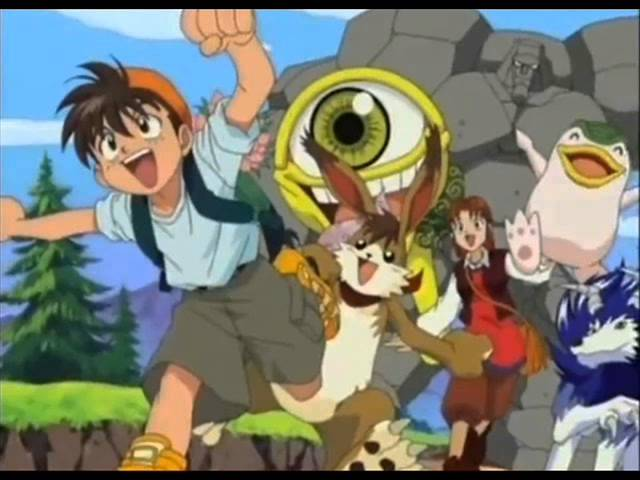 Monster Rancher – Retro Game Club