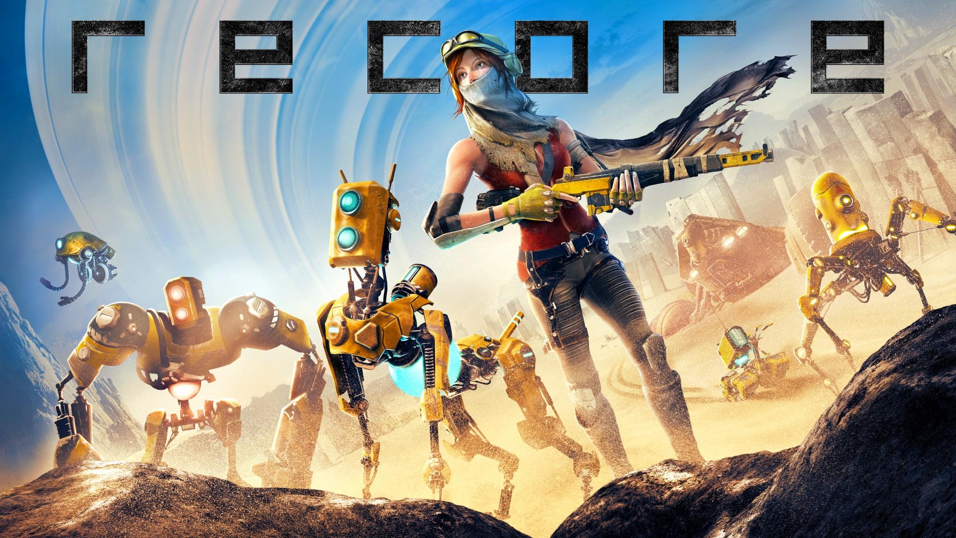 ReCore ganha novo vídeo com gameplay – Gamescom 2016