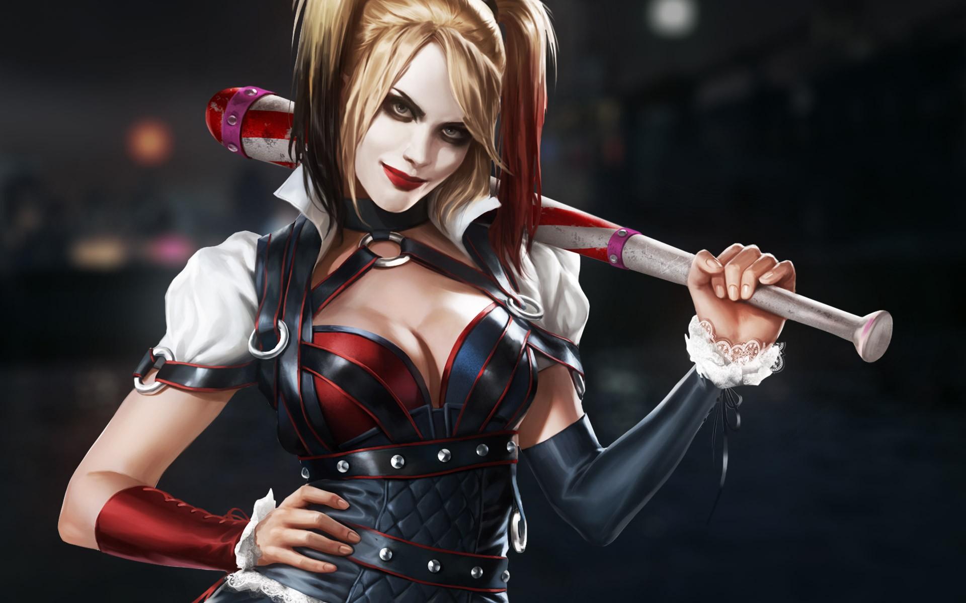 Arlequina e Pistoleiro são revelados para Injustice 2 – Gamescom 2016