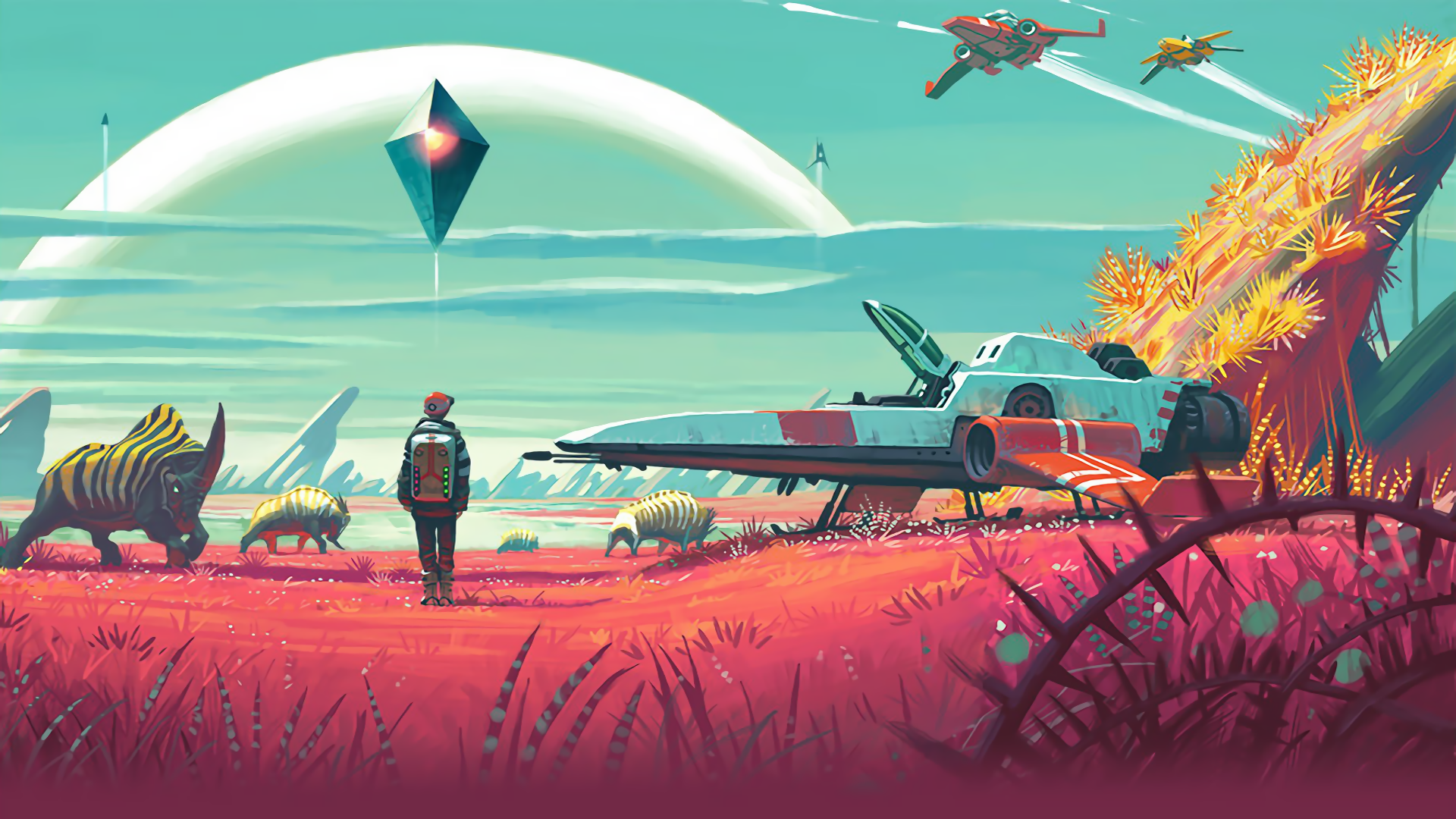 O que esperar de No Man's Sky – Preview