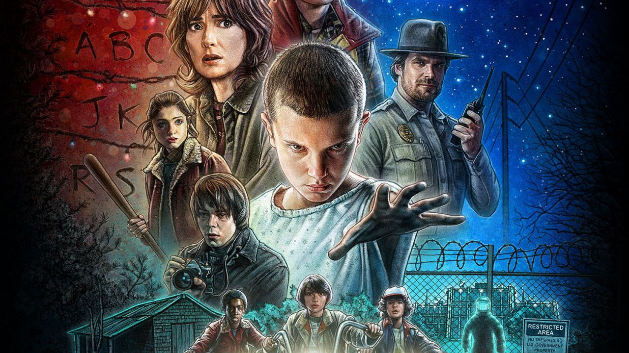 Reverse Game Club – Stranger Things
