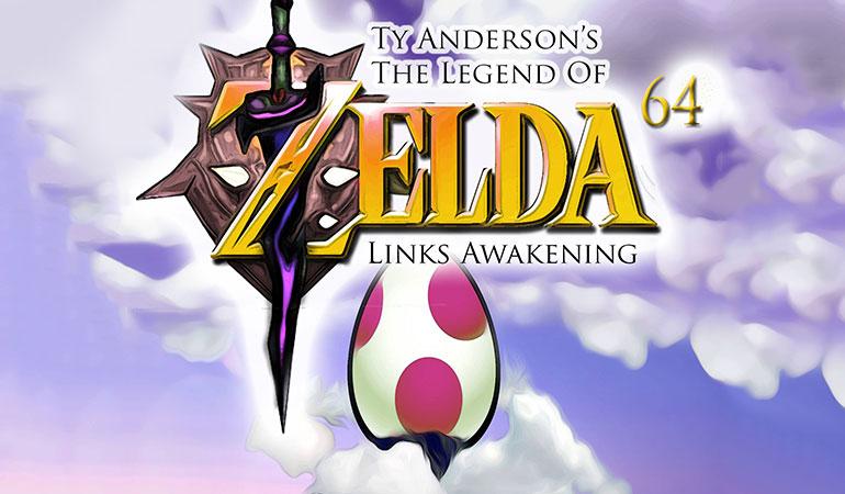 Um fã está recriando Zelda: Link's Awakening modificando Ocarina o Time