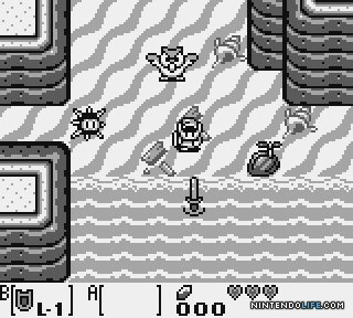 Zelda: Links Awakening (Gameboy)