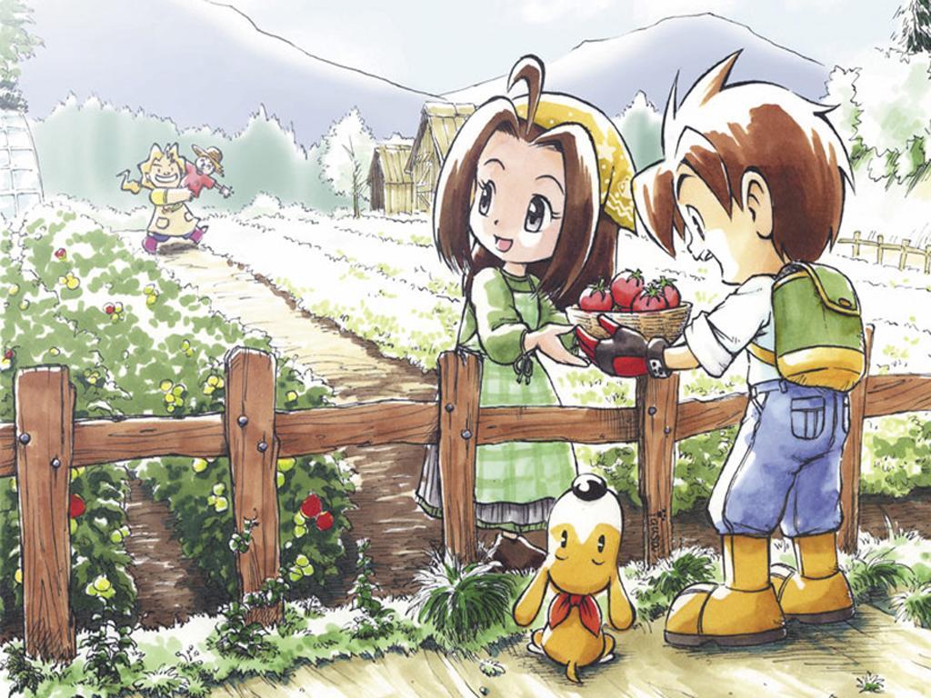 Harvest Moon – Retro Game Club