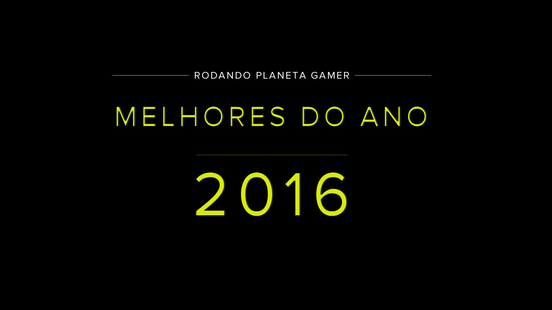 Melhores do Ano do RPG 2016