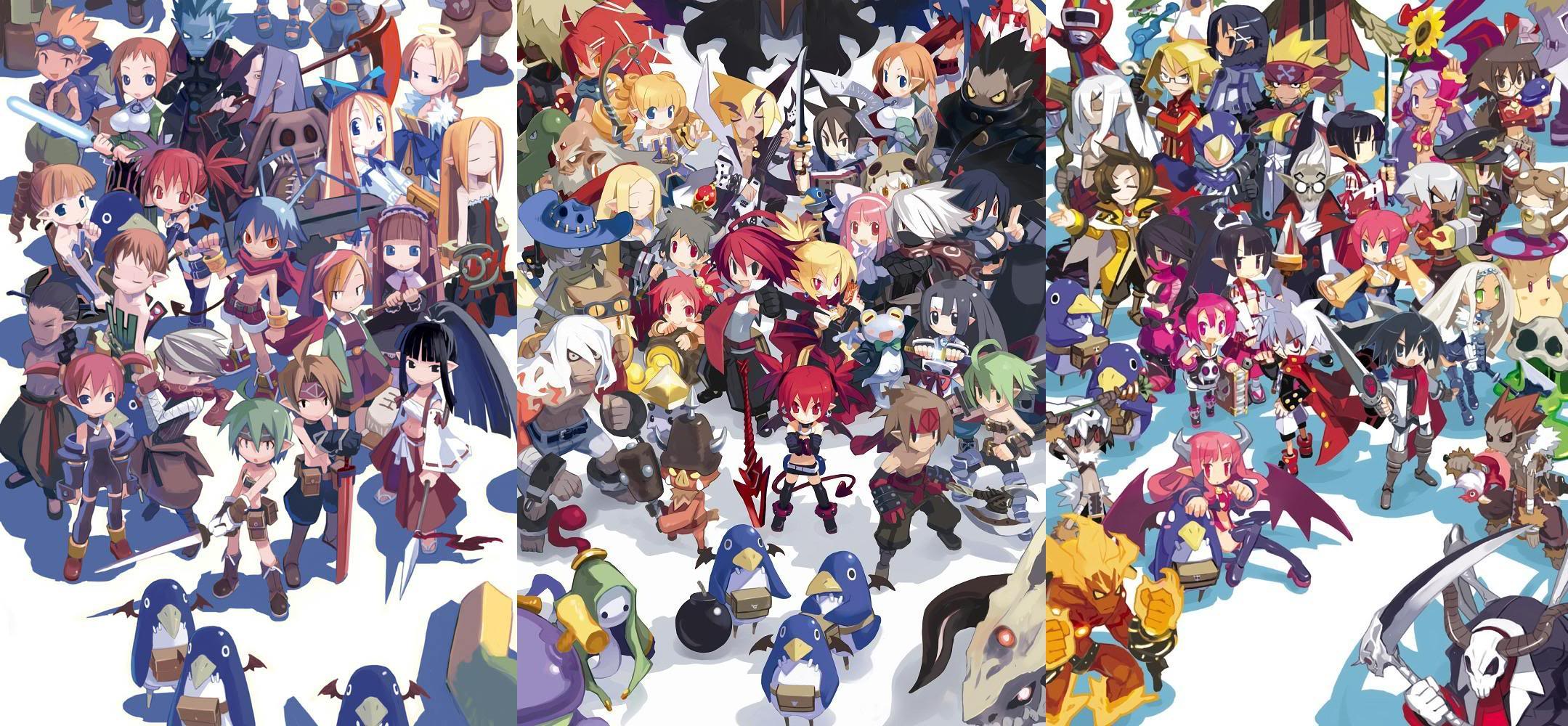 Disgaea – Retro Game Club