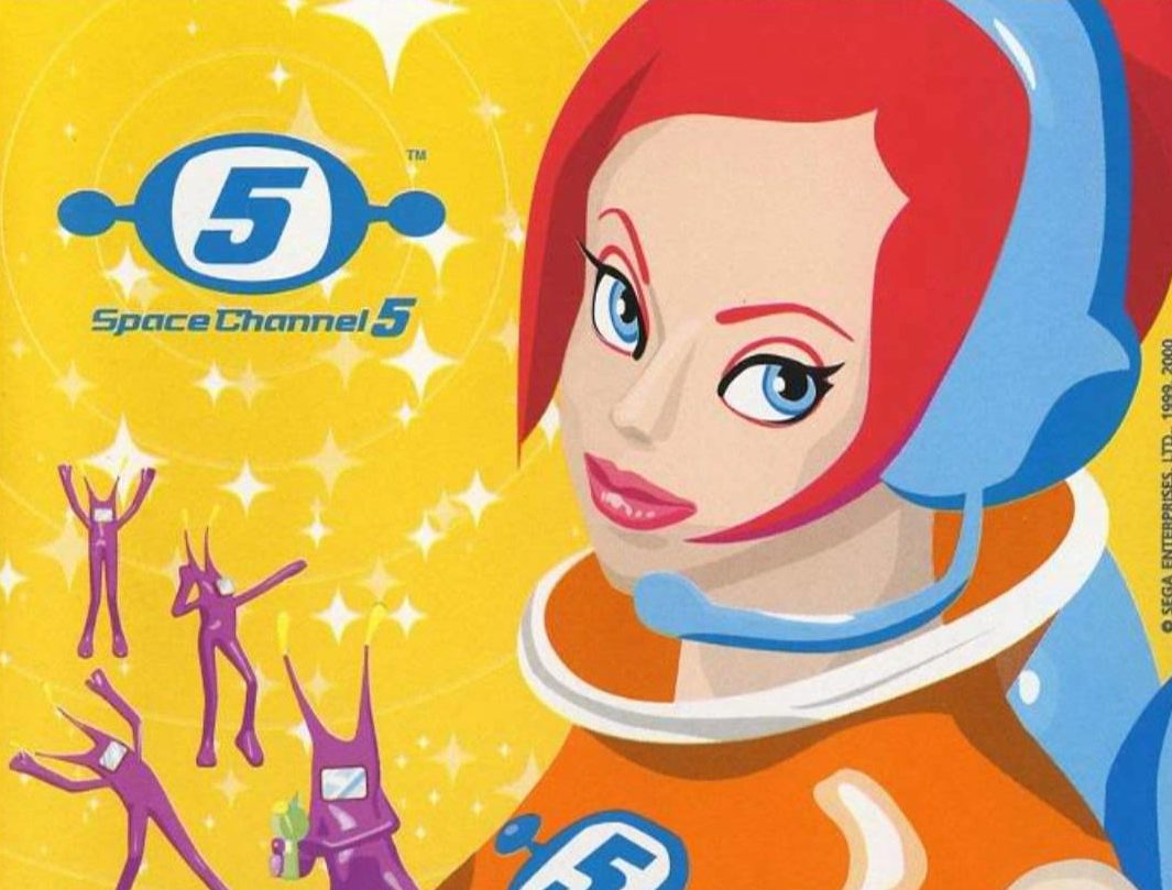 Space Channel 5 – Retro Game Club