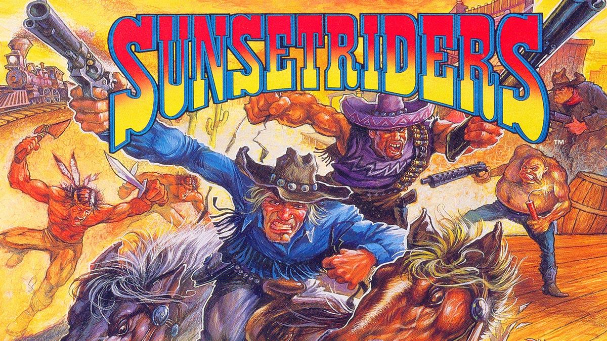 Sunset Riders – Retro Game Club