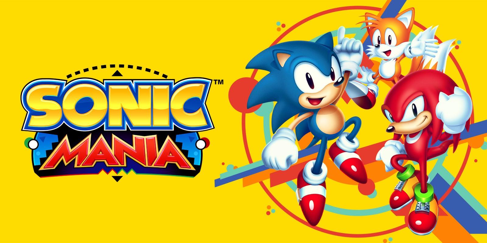 A Origem de Sonic Mania