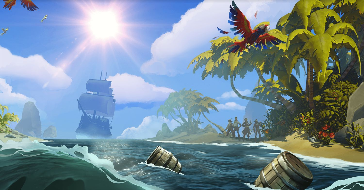 Sea of Thieves – Preview