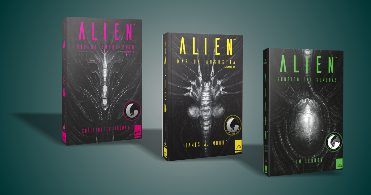 Alien. A Trilogia – Análise