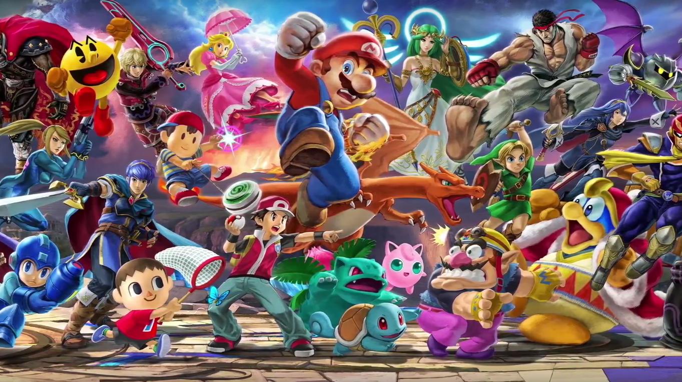Conferência Nintendo – E3 2018