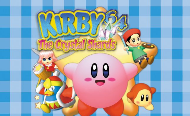 Kirby 64 – The Crystal Shards